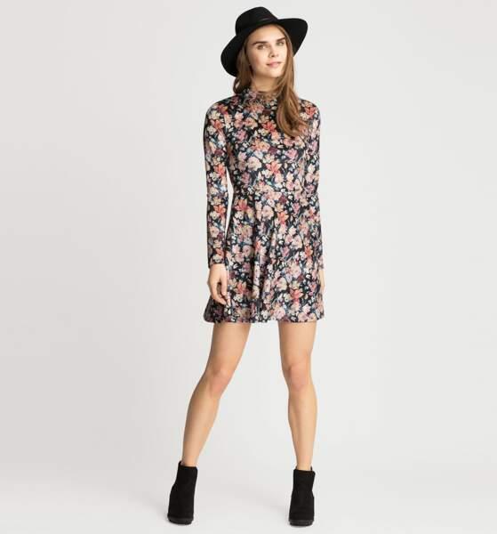Robes petit prix : hippie