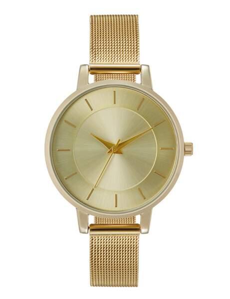 La montre chic