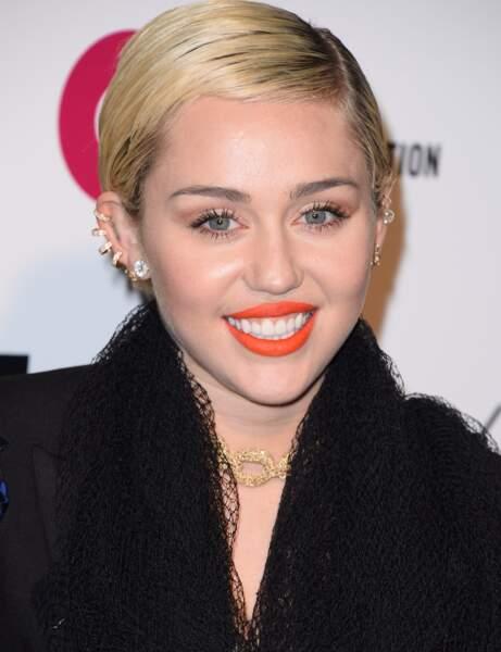 ...Miley Cyrus, et...