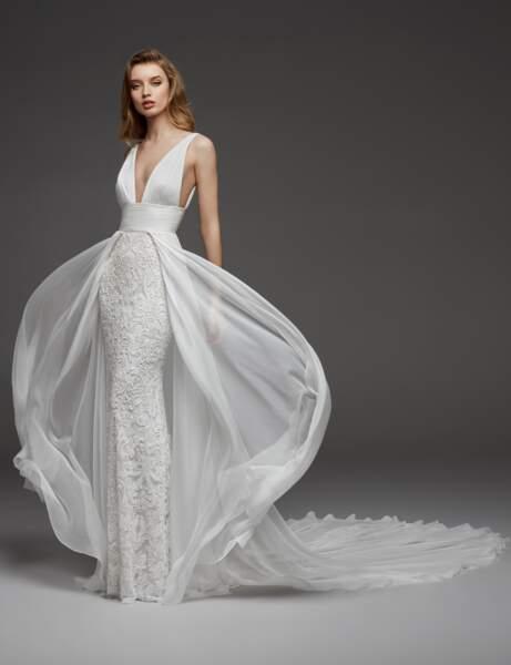 Robe de mariée Cannes