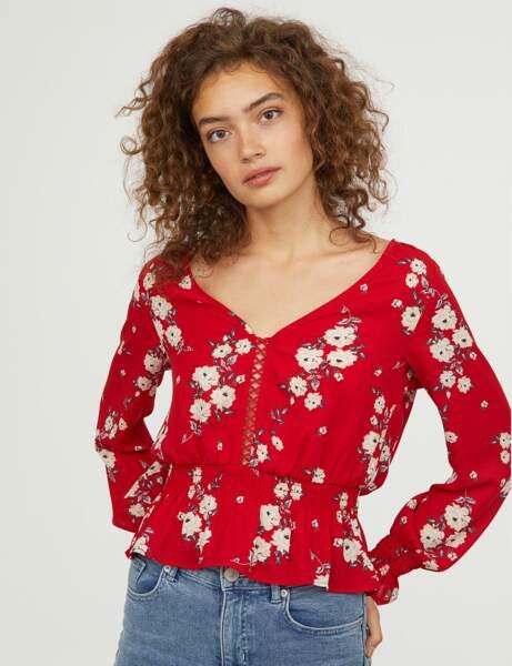 Nouveautés H&M : le top fleuri