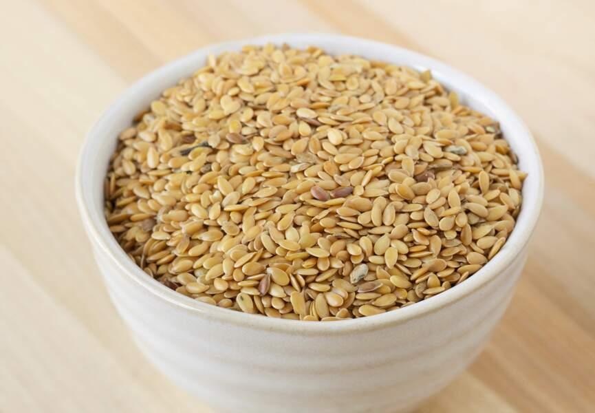 Les graines de lin : spécial minceur