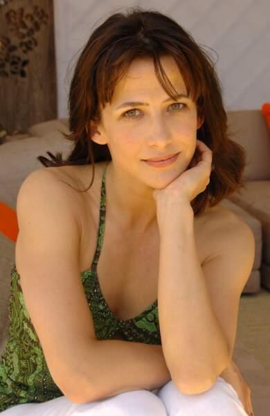 Sophie Marceau au festival de Cannes en mai 2007.