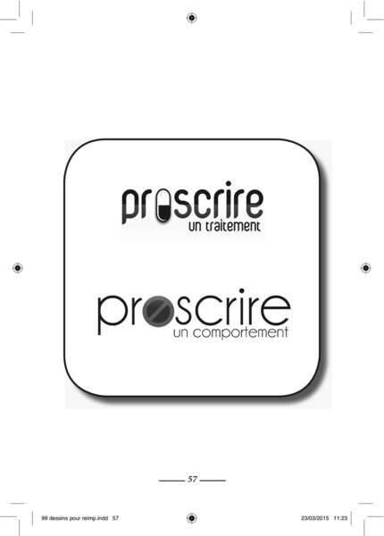 Prescrire et proscrire