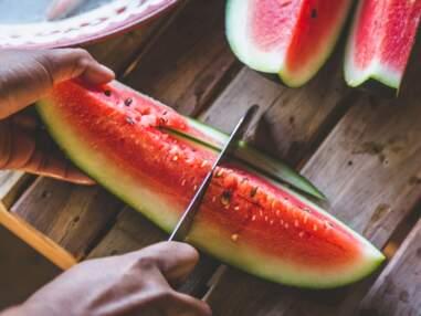 Les aliments gorgés d'eau pour se désaltérer et s'hydrater en été