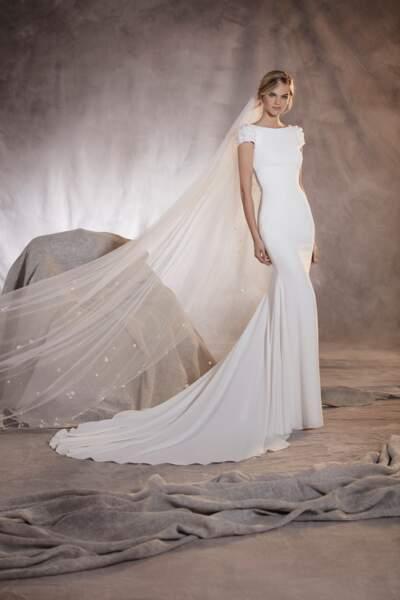 Robe de mariée Pronovias : Agua
