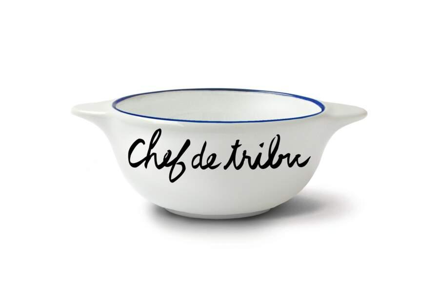 Un bol breton pour le petit déj