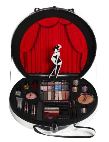 Maxi palette make-up esprit cabaret