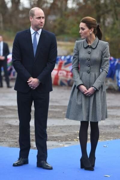Kate Middleton tenterait, de son côté, de faire bonne figure pour protéger sa famille.