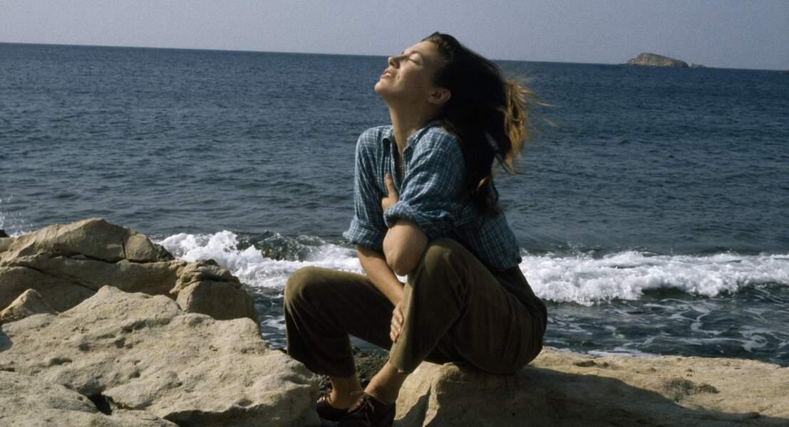 Jane Birkin en 1990