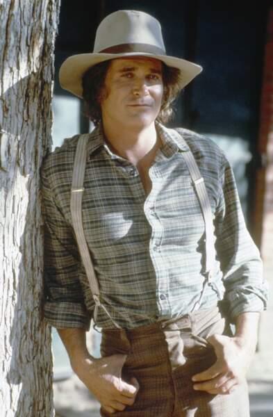 Charles Ingalls joué par Michael Landon