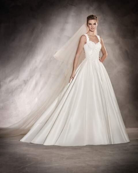 Robe de mariée Pronovias : Abad