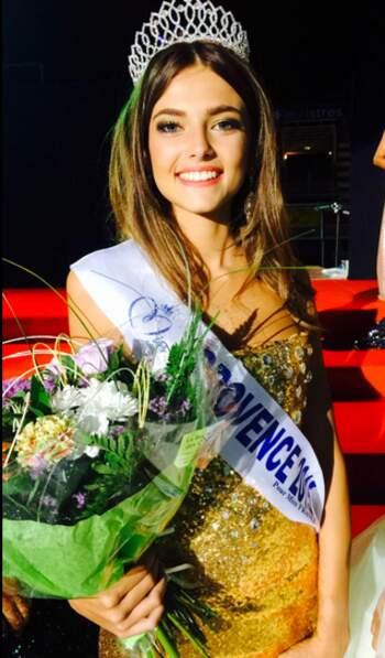 Julia Courtes, Miss Provence