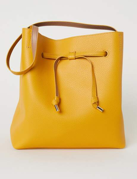 Nouveautés H&M : le sac flashy