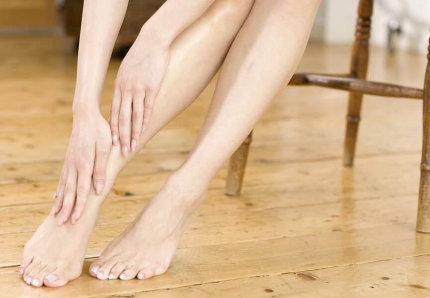 """""""Je me fais des pieds tout doux..."""""""