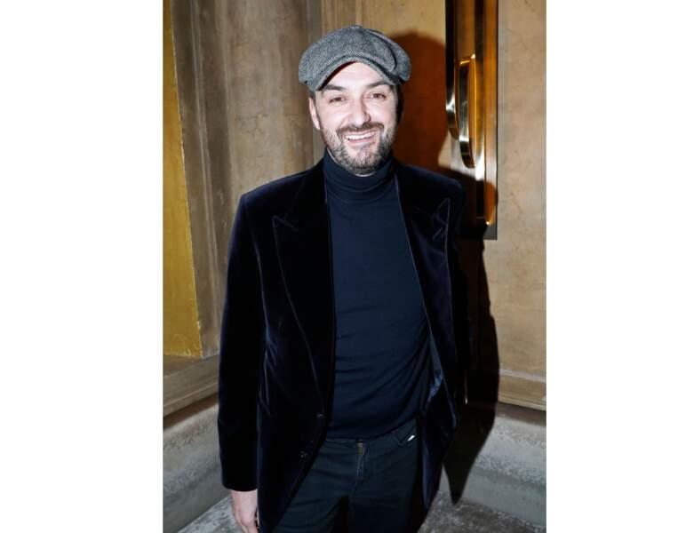 Début 2019, Cyril Lignac assiste à la soirée du magazine Numero