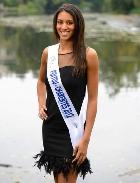 Typhanie Soulat : Miss Poitou