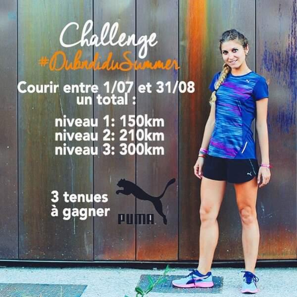 Courir c'est bien, se challenger entre lectrices et coureuses, c'est mieux !