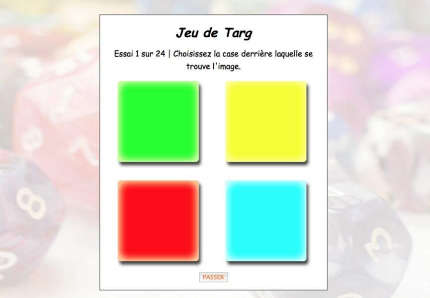 Le jeu de Targ
