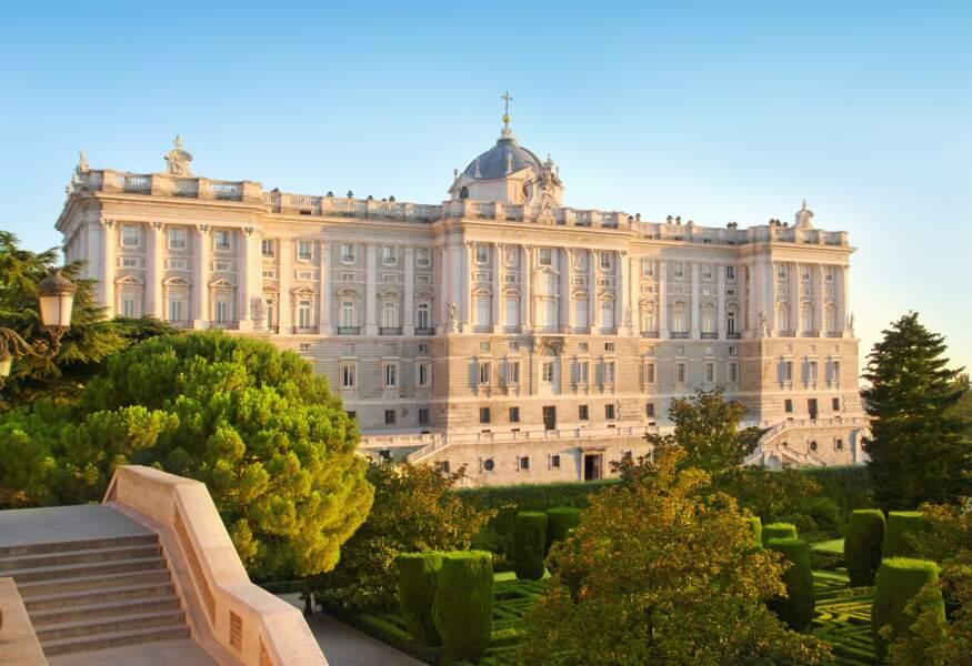 Palacio Real de Madrid