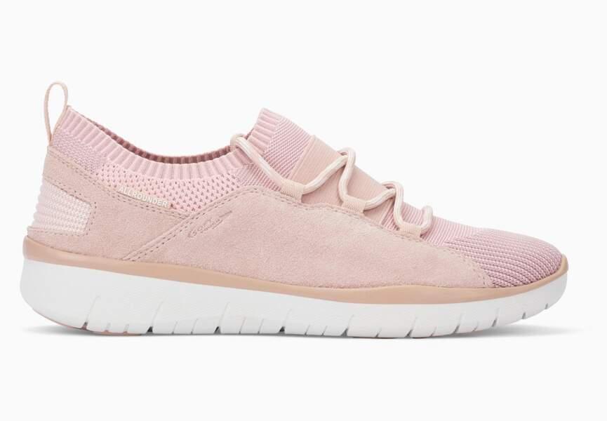 Chaussures confortables : les baskets légères d'Allrounder