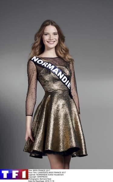 Miss Normandie - Esther Houdement