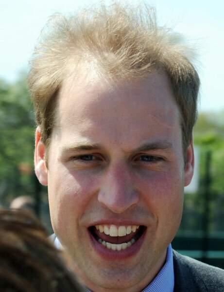 Le Prince William à 27 ans