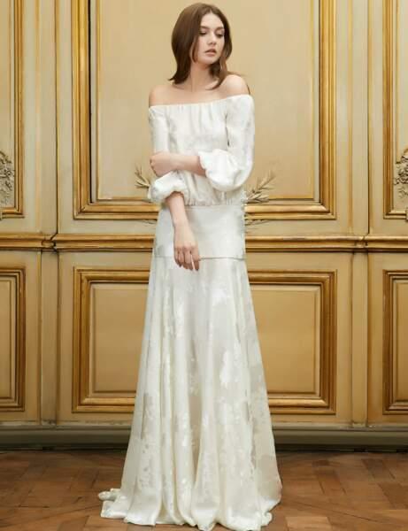 """Robe de mariée """"Amédée"""""""