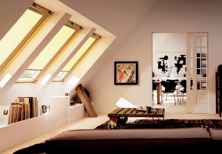 Fenêtres de toit plus sexy et plus performantes