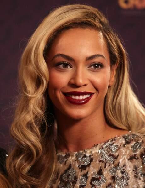 Le look jolie madame de Beyoncé