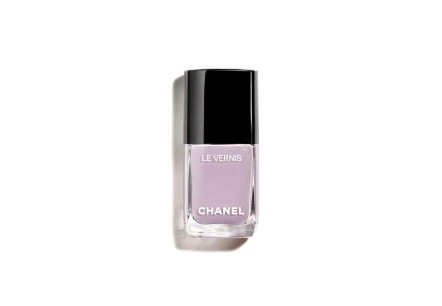Le vernis Purple Ray Chanel