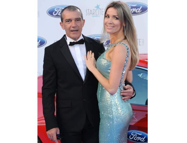 En 2016, le couple assiste à un gala en Espagne