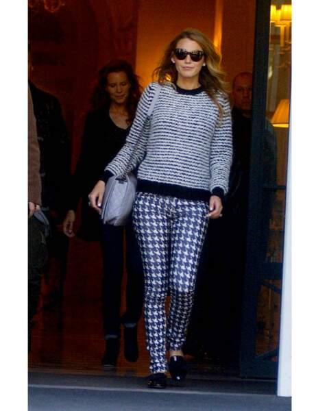 Fashion faux pas : le pantalon imprimé