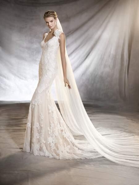 Robe de mariée Pronovias : Orma