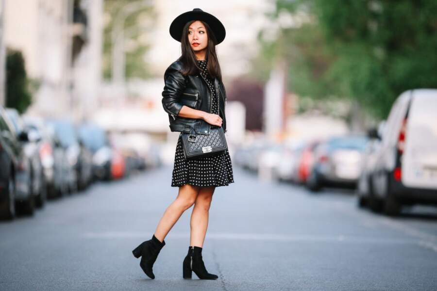 Argentine : la veste en cuir