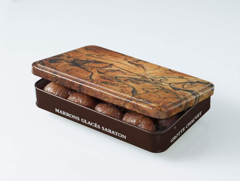 Marrons glacés Sabaton