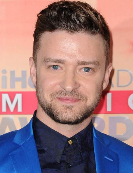 Justin Timberlake a la phobie...