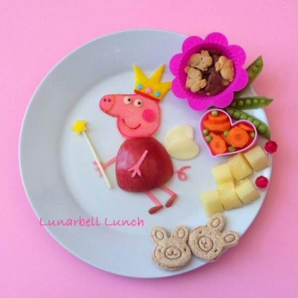 Princesse Peppa pig
