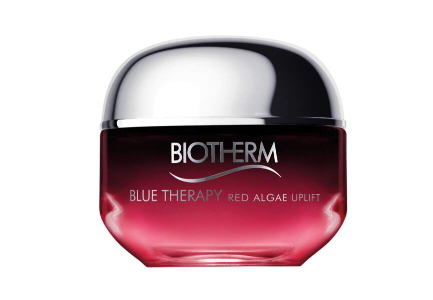 Blue therapy Red algae uplift Biotherm