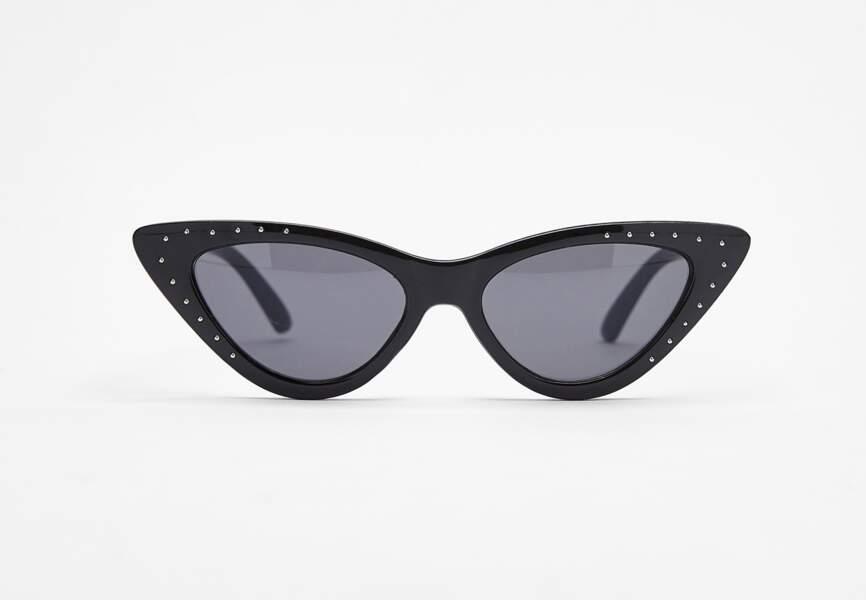 Les lunettes de star