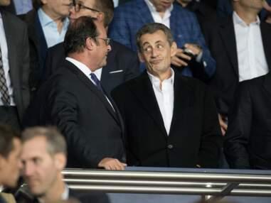 Nicolas Sarkozy et François Hollande, complices