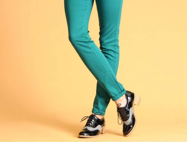Les chaussures masculin féminin