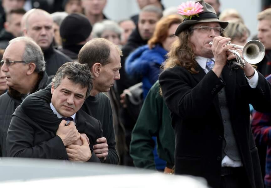 Patrick Pellou, urgentiste et chroniqueur dans Charlie Hebdo