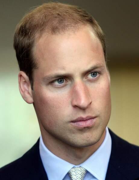 Le Prince William à 29 ans