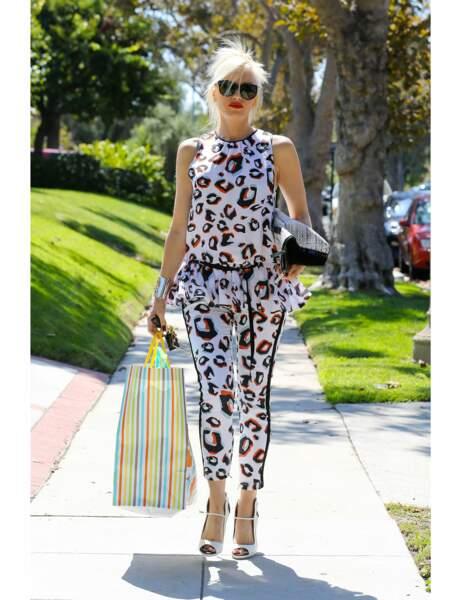 Fashion faux pas : le total look léopard