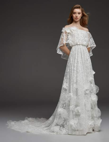 Robe de mariée Carine
