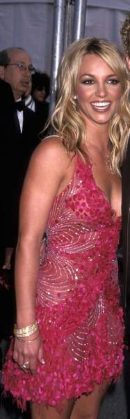Britney Spears a trompé