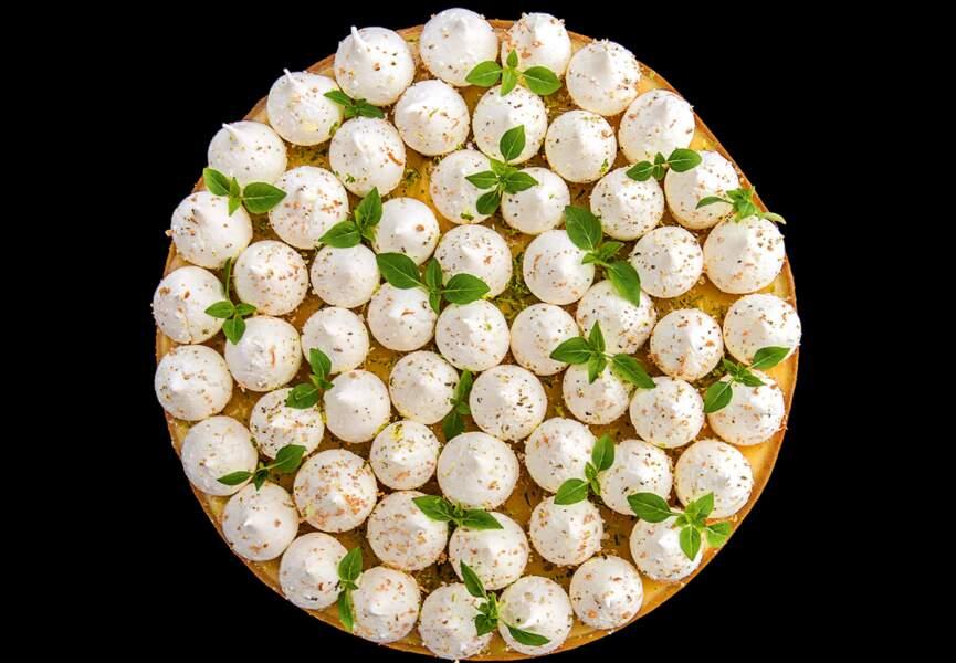 La tarte au citron meringuée de Frédéric Aton et Christelle Brua