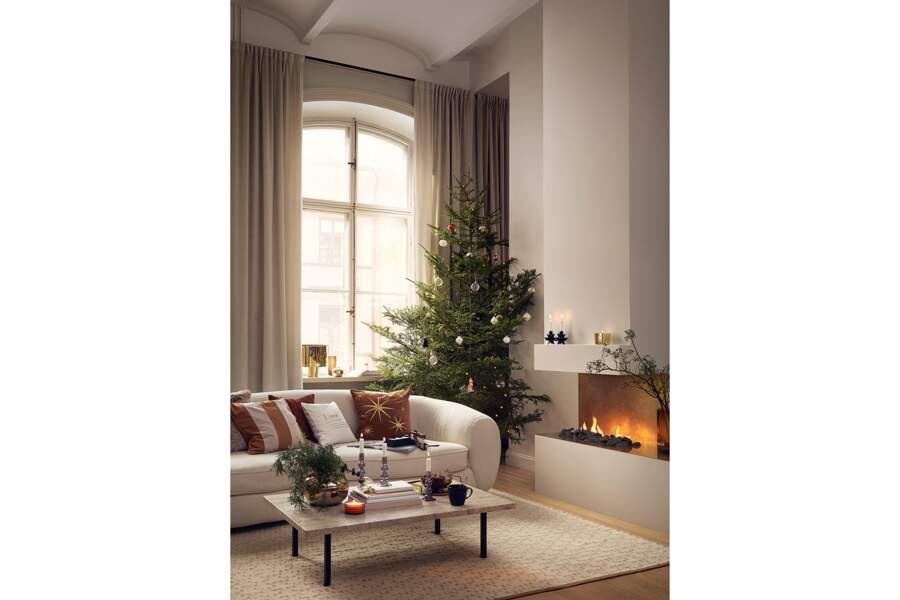 Une déco de Noël esprit scandinave
