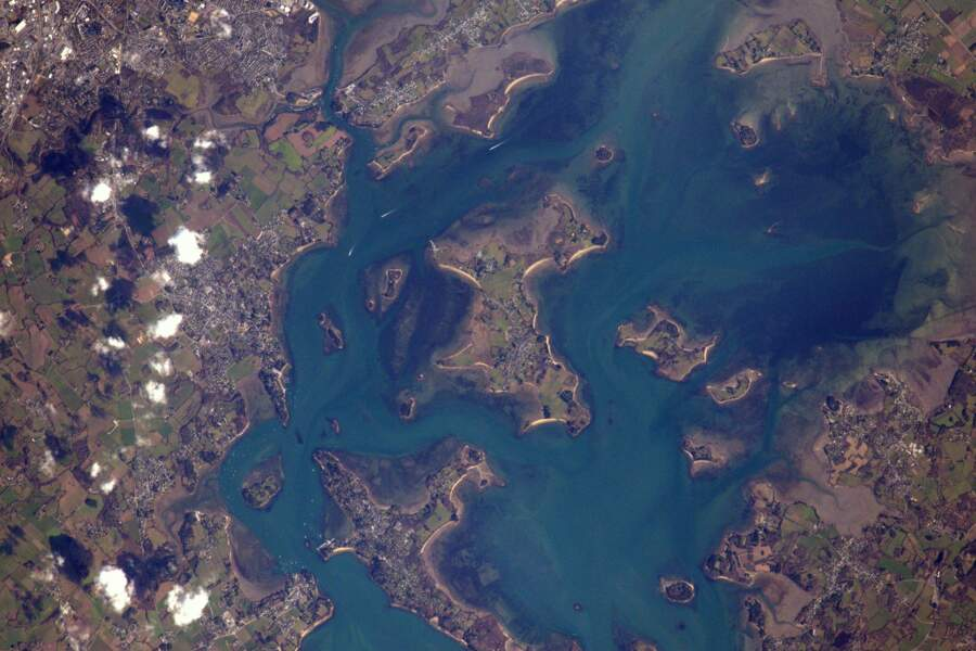 Les îles du golfe du Morbihan